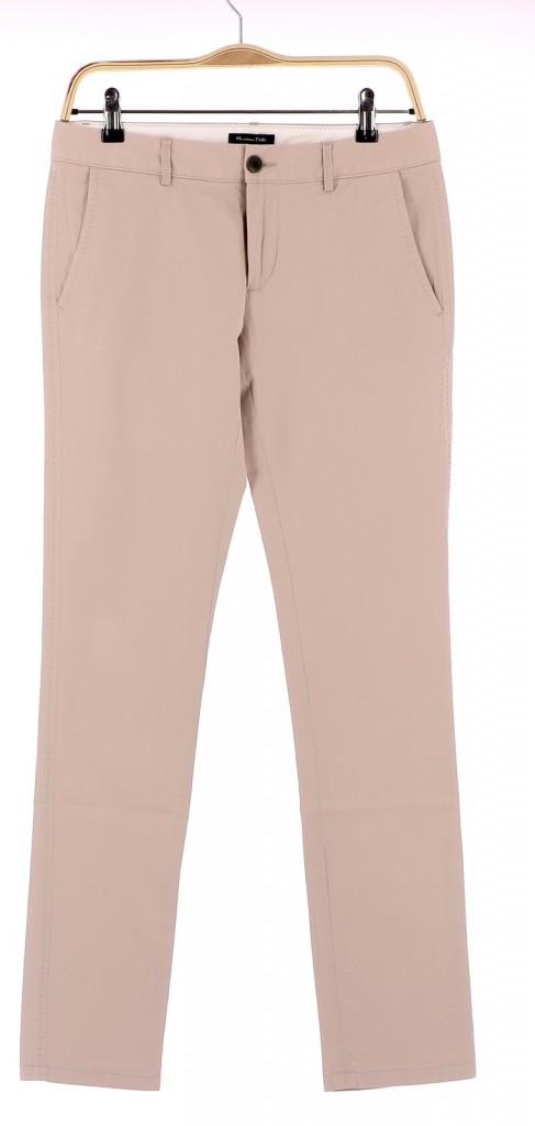 Vetements Pantalon MASSIMO DUTTI ROSE