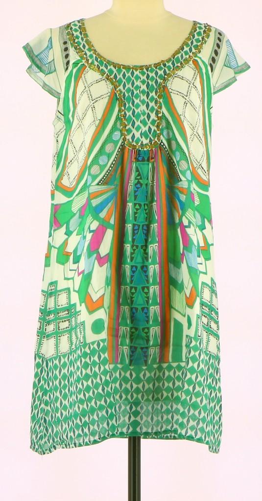 Vetements Robe DEBY DEBO MULTICOLORE
