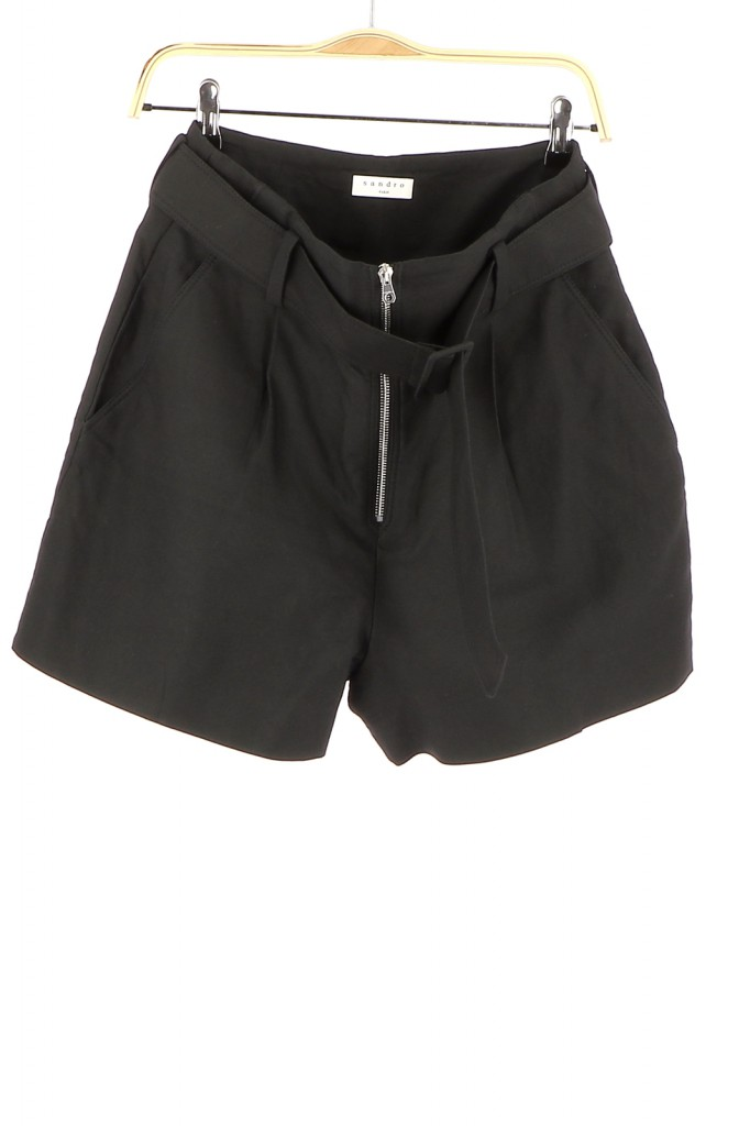 Vetements Short SANDRO NOIR