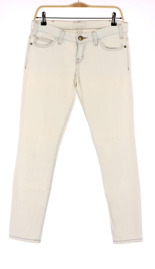 Vetements Jeans CURRENT ELLIOTT BLANC