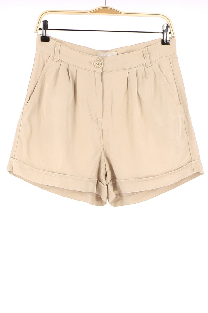 Vetements Short STEFANEL BEIGE