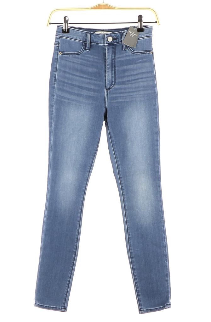 Vetements Jeans ABERCROMBIE BLEU