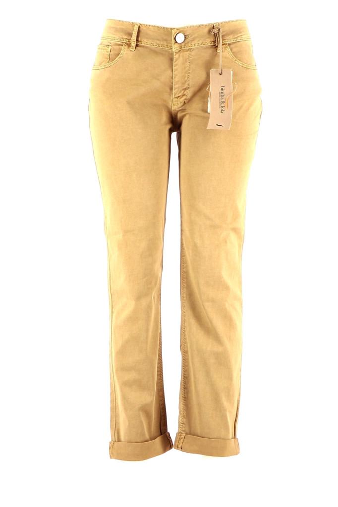 Vetements Pantalon BIMBA Y LOLA OR