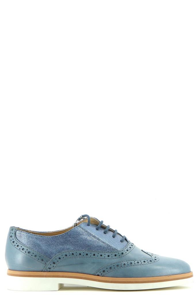 Chaussures Derbies GEOX BLEU