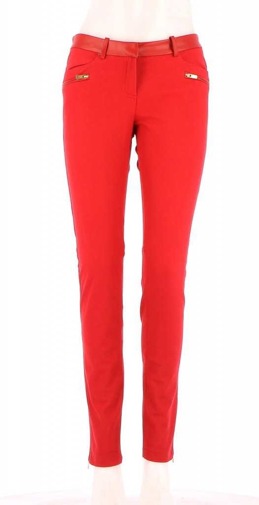 Vetements Pantalon MAJE ROUGE
