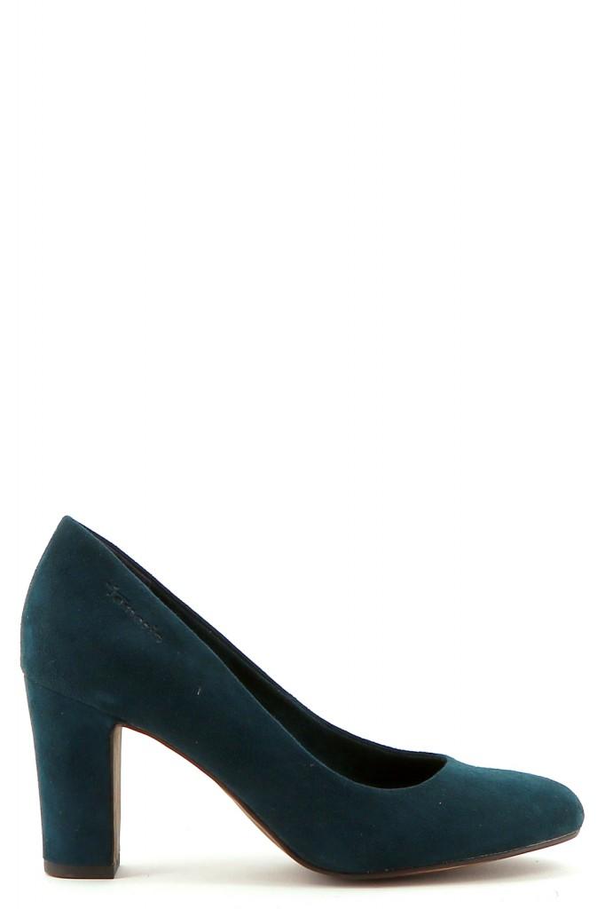 Chaussures Escarpins TAMARIS BLEU