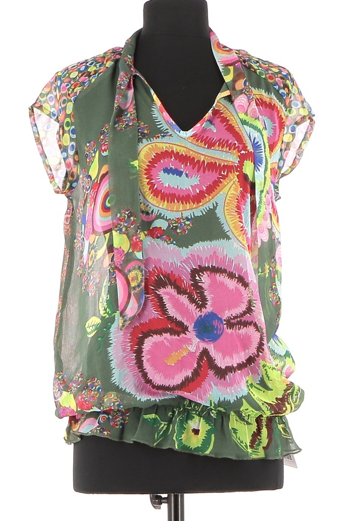 Vetements Top DESIGUAL MULTICOLORE