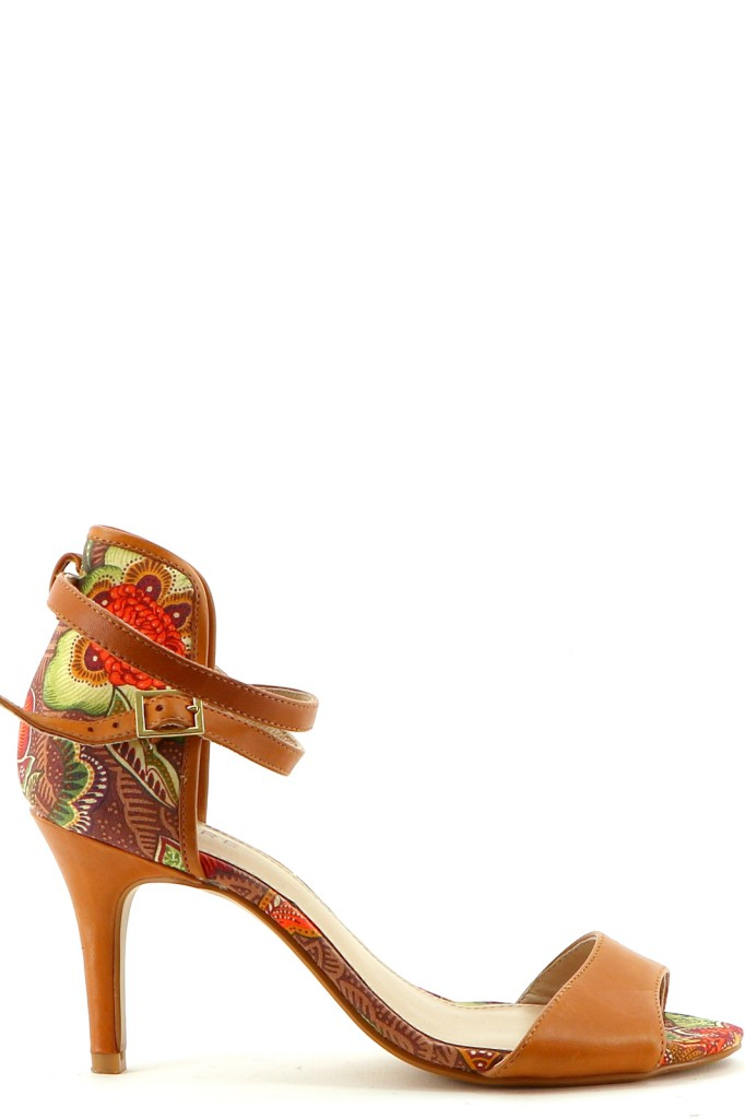 Chaussures Sandales ANDRE MARRON