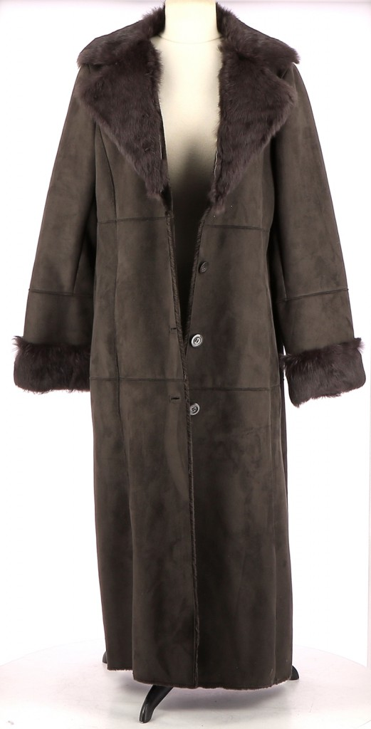 Vetements Manteau GERARD DAREL CHOCOLAT