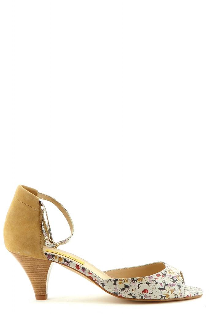 Chaussures Escarpins BOCAGE MULTICOLORE