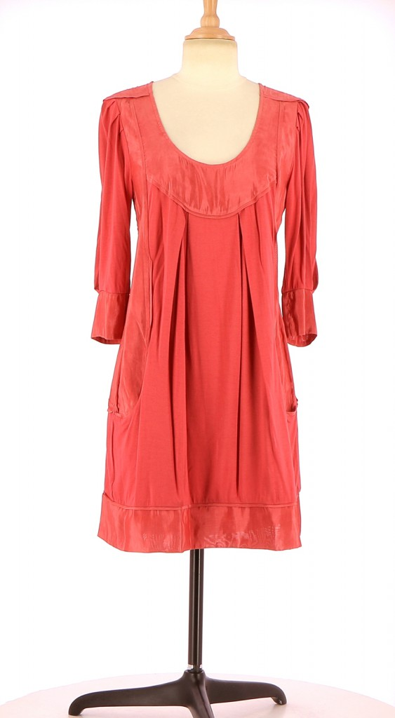 Vetements Robe COMPTOIR DES COTONNIERS ROUGE