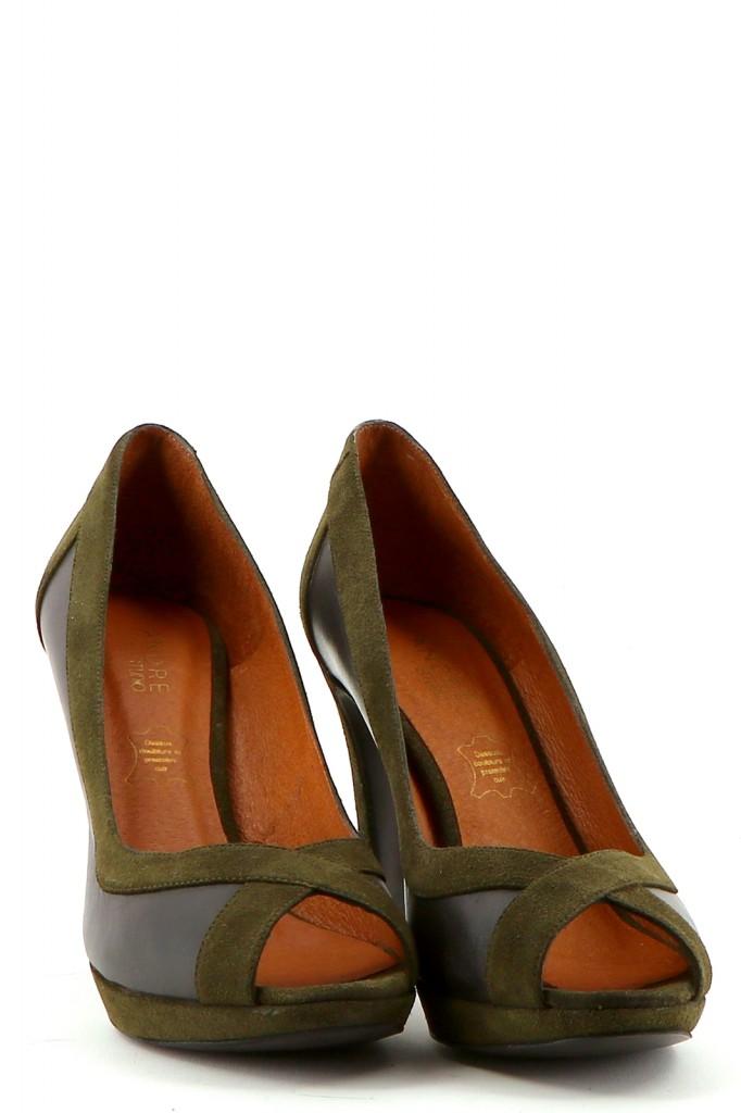 Chaussures Escarpins ANDRE KAKI