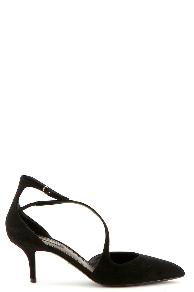 Chaussures Escarpins DOLCE & GABBANA NOIR