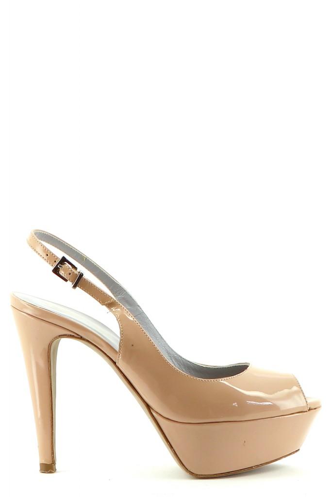 Chaussures Escarpins SERGIO ROSSI  BEIGE