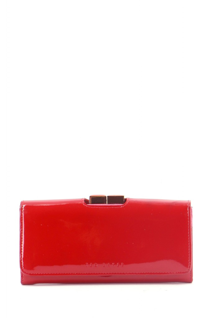 Sacs Portefeuille TED BAKER ROUGE