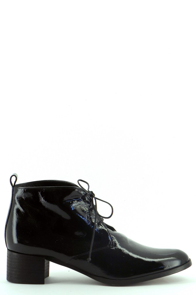 Chaussures Bottes ELIZABETH STUART NOIR