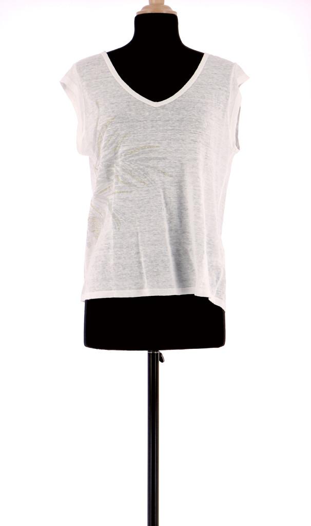 Vetements Tee-Shirt BERENICE ÉCRU