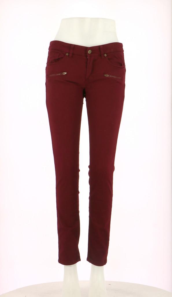 Vetements Pantalon IKKS BLEU CLAIR