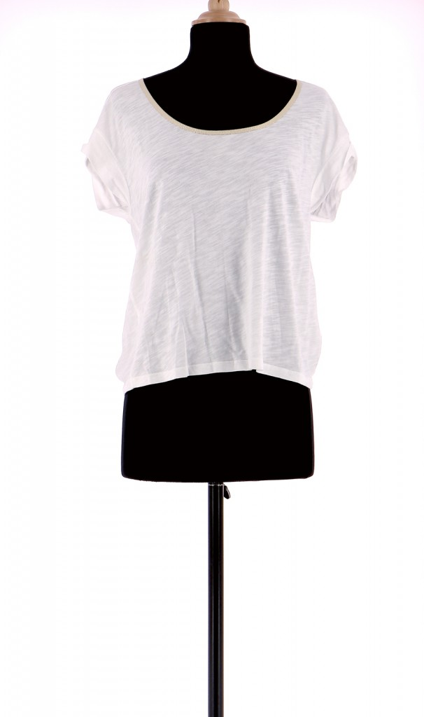 Vetements Tee-Shirt ARMAND VENTILO BLANC