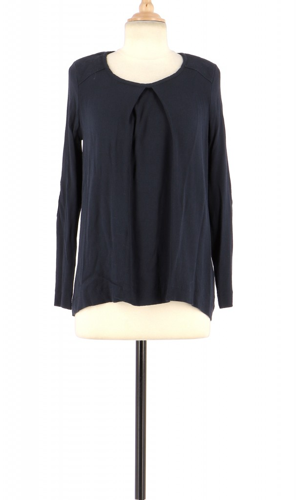 Vetements Blouse KARL MARC JOHN BLEU MARINE