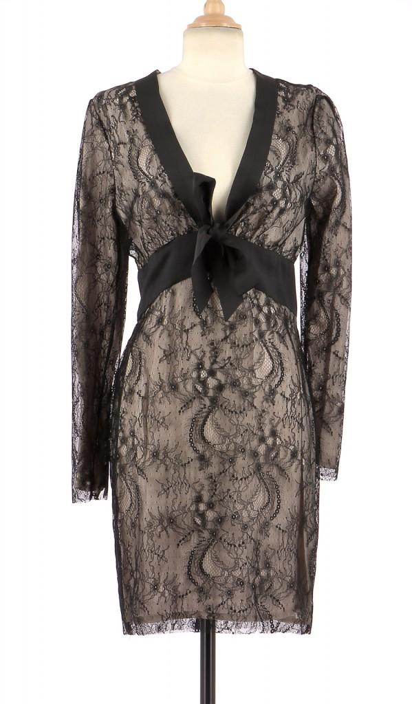 Vetements Robe BY MALENE BIRGER NOIR