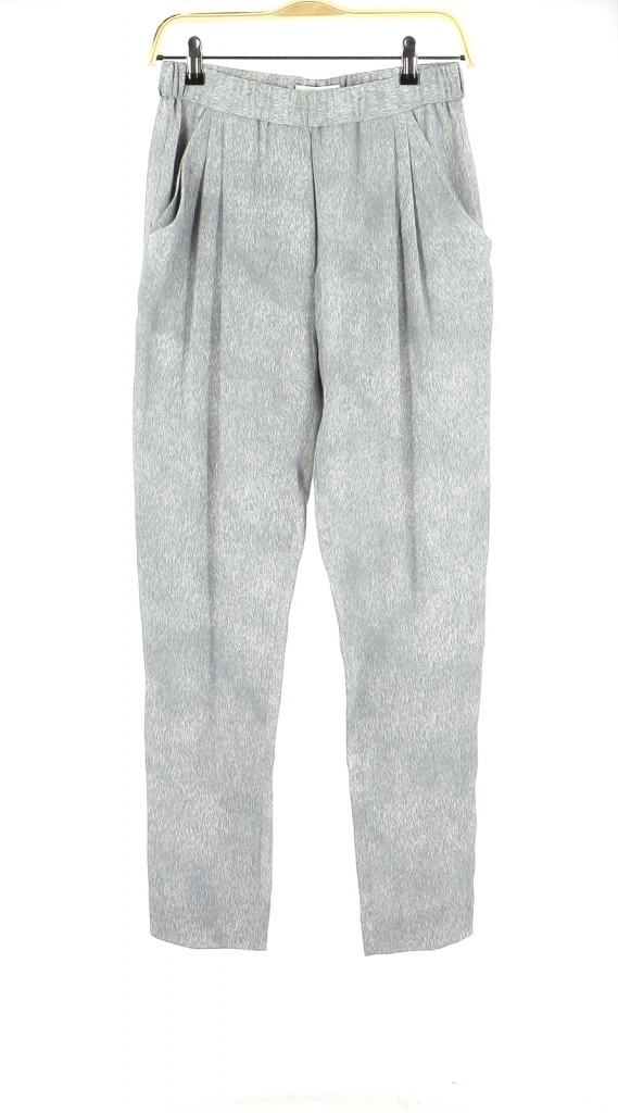 Vetements Pantalon 3.1 PHILLIP LIM GRIS