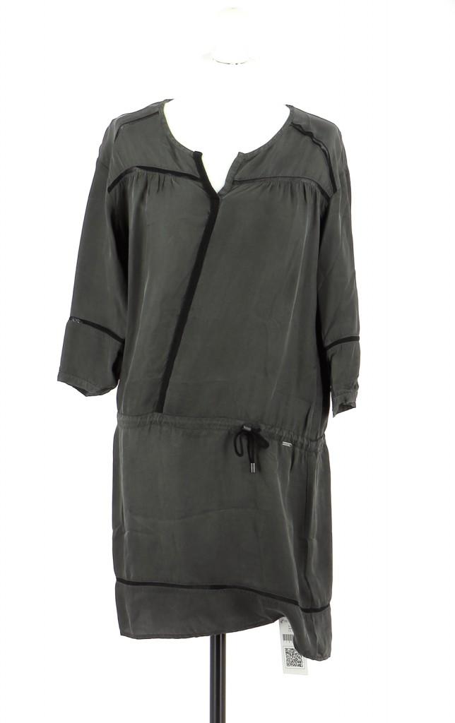 Vetements Robe IKKS GRIS
