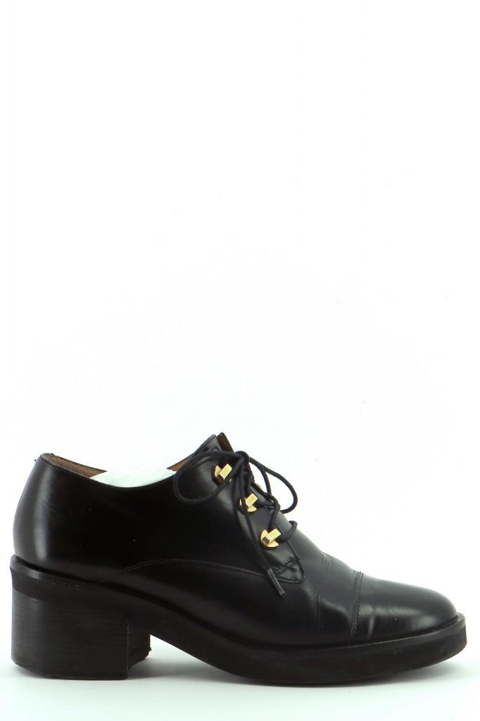 Chaussures Derbies JONAK NOIR