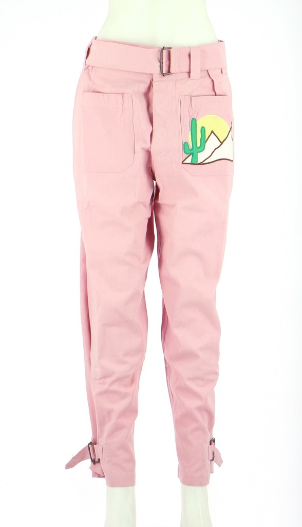 Vetements Pantalon ANTIK BATIK ROSE