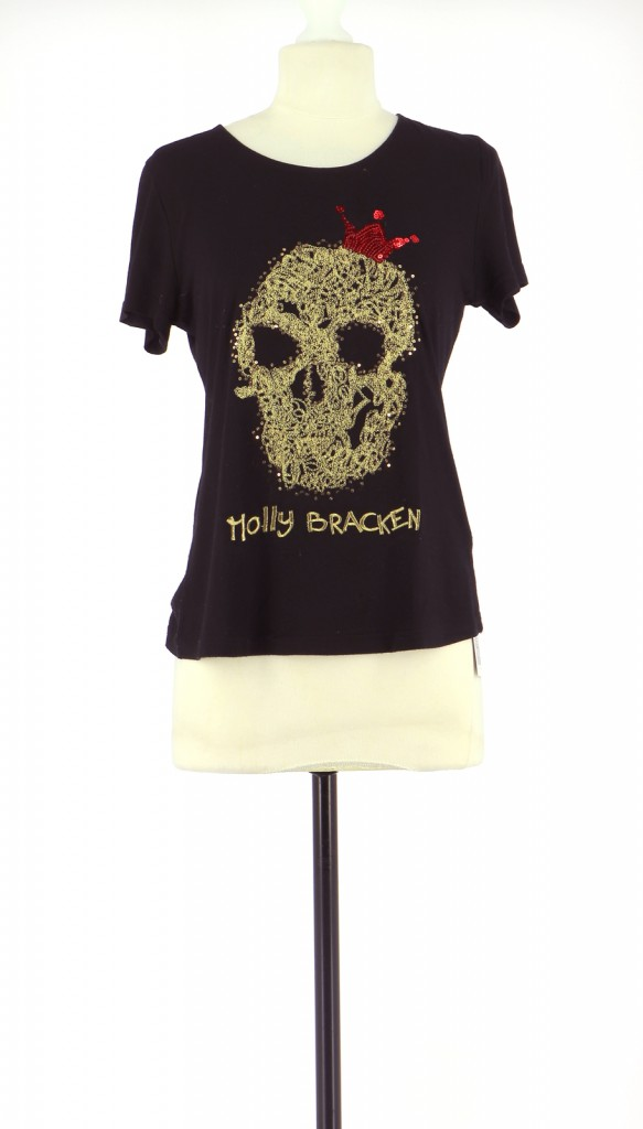 Vetements Tee-Shirt MOLLY BRACKEN NOIR
