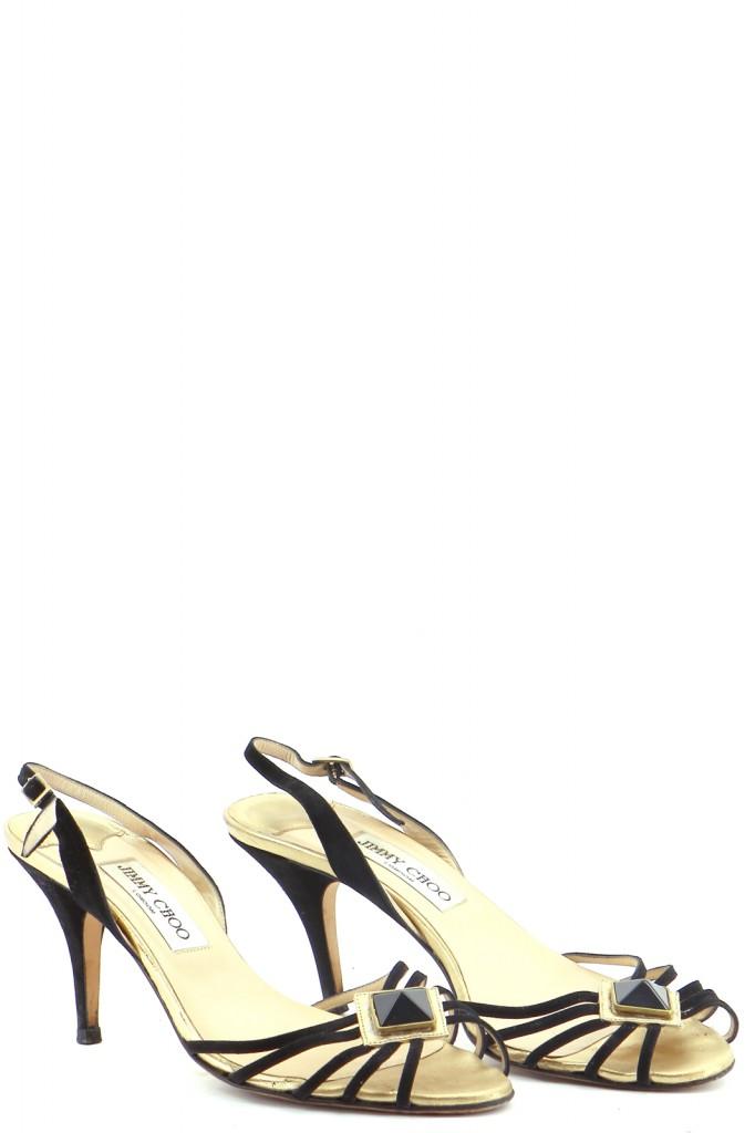 Chaussures Escarpins JIMMY CHOO NOIR