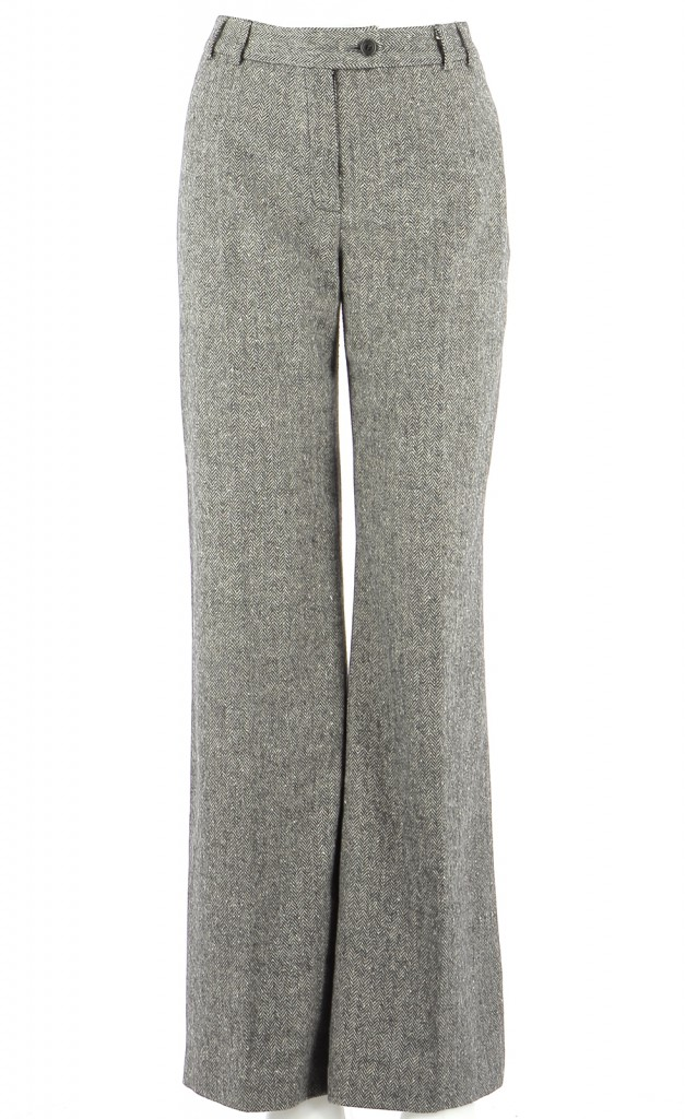 Vetements Pantalon 123 MARRON