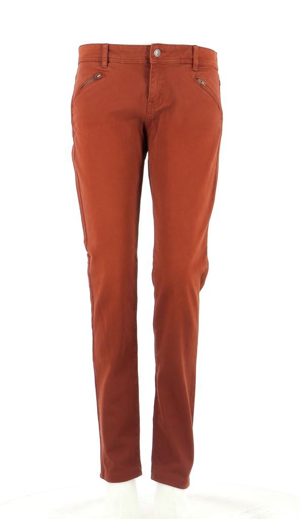 Vetements Pantalon COMPTOIR DES COTONNIERS ORANGE