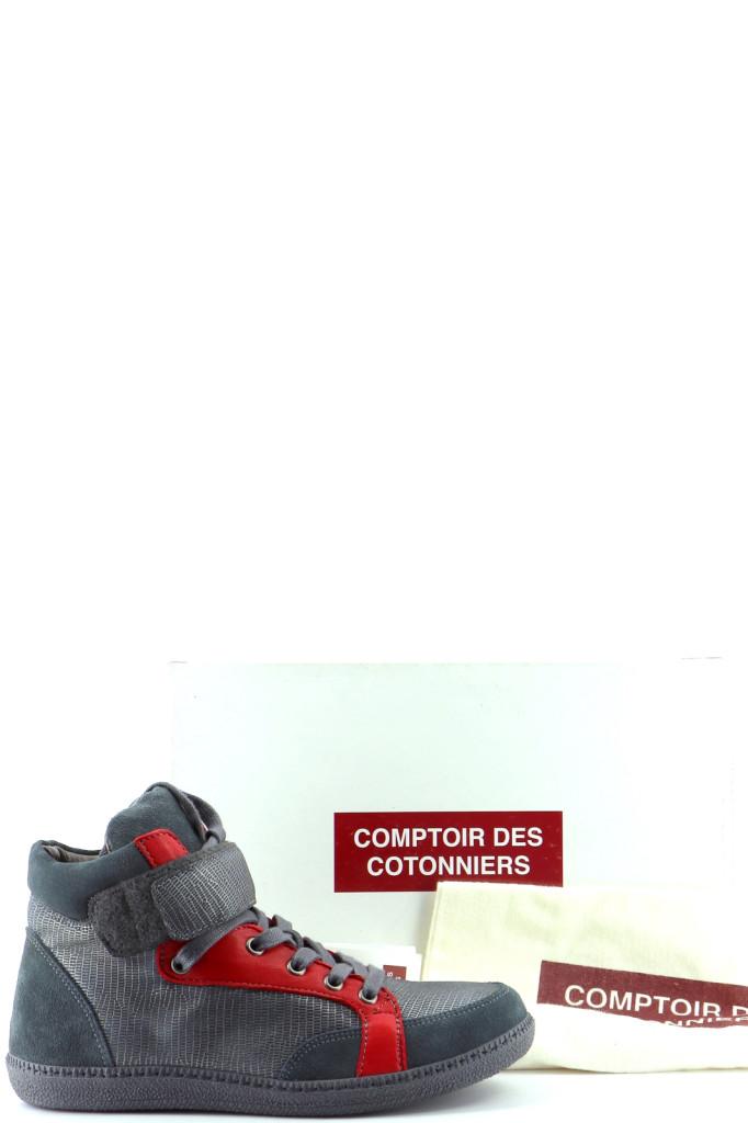 Chaussures Sneakers COMPTOIR DES COTONNIERS BLEU