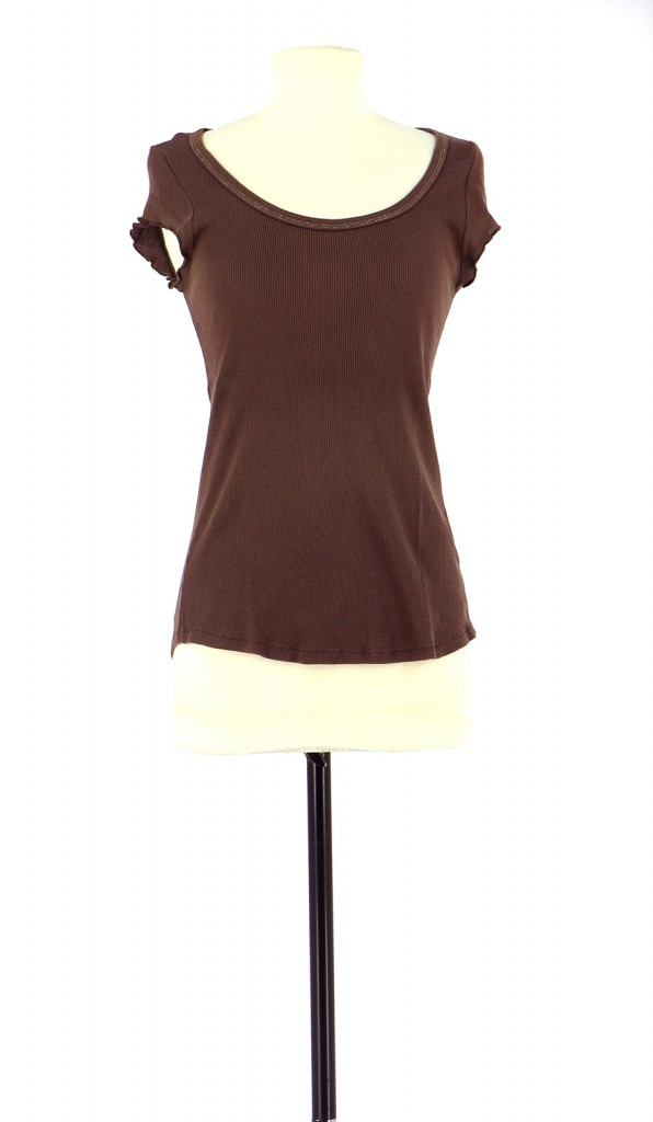 Vetements Tee-Shirt GERARD DAREL MARRON