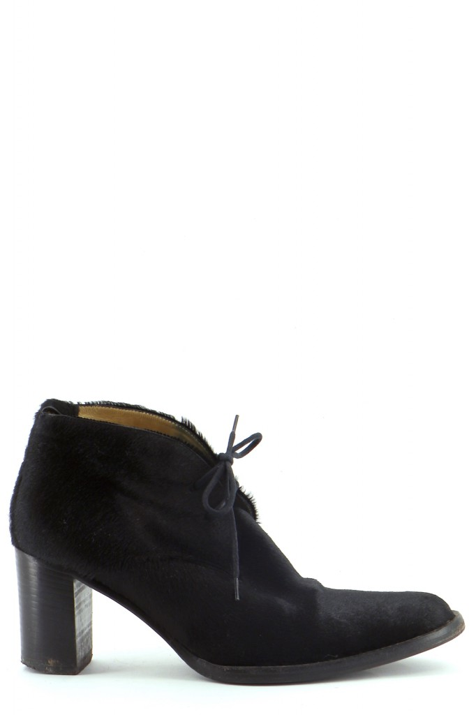 Chaussures Bottines / Low Boots FREE LANCE NOIR