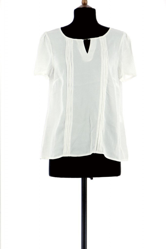Vetements Blouse ANTONELLE BLANC