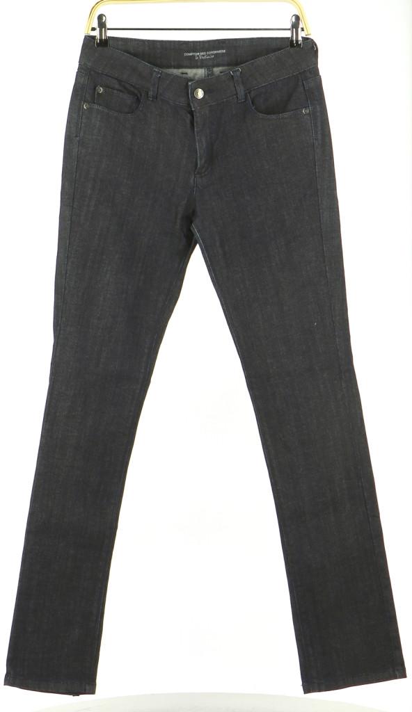Vetements Pantalon COMPTOIR DES COTONNIERS BLEU MARINE