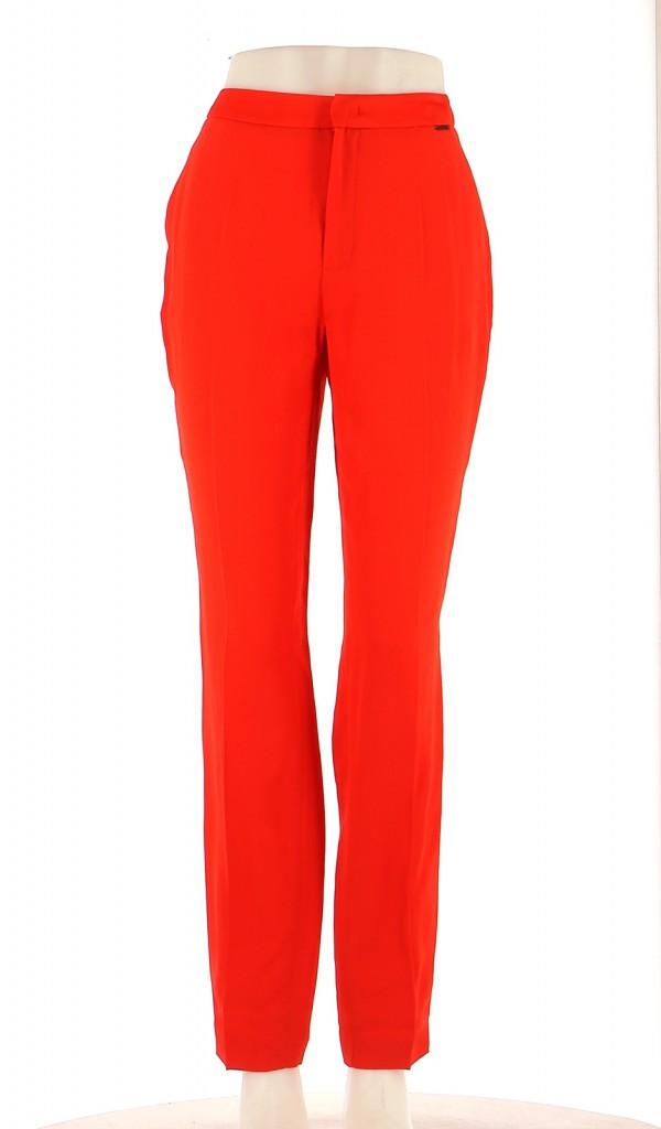 Vetements Pantalon ONE STEP ORANGE