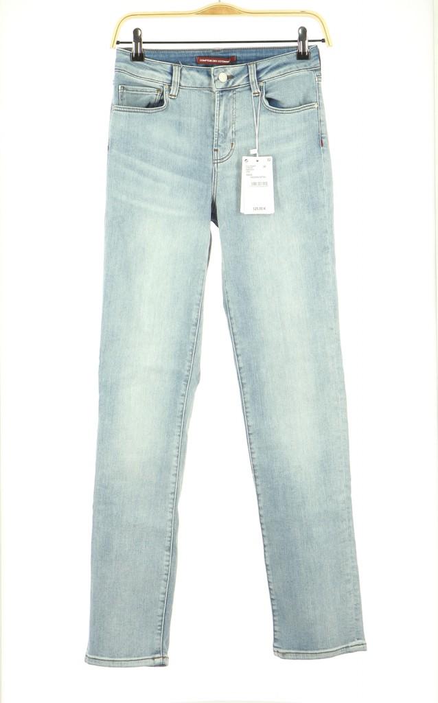 Vetements Pantalon COMPTOIR DES COTONNIERS BLEU CLAIR