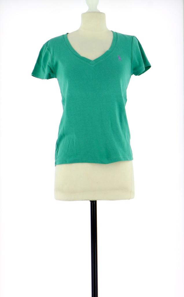 Vetements Tee-Shirt RALPH LAUREN TURQUOISE