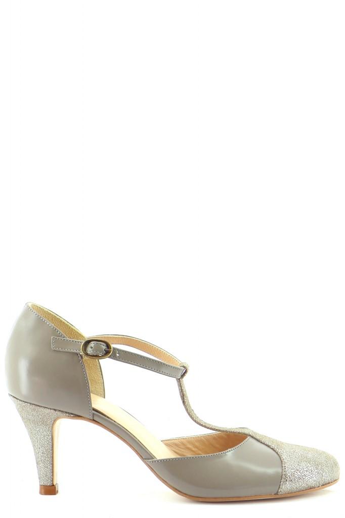 Chaussures Escarpins JONAK GRIS