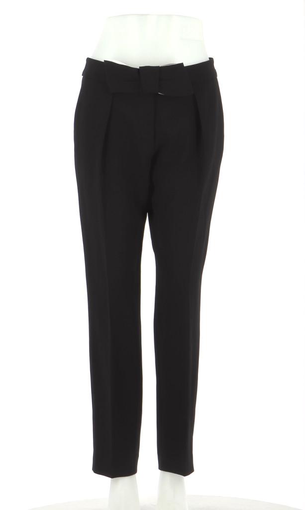 Vetements Pantalon CLAUDIE PIERLOT NOIR