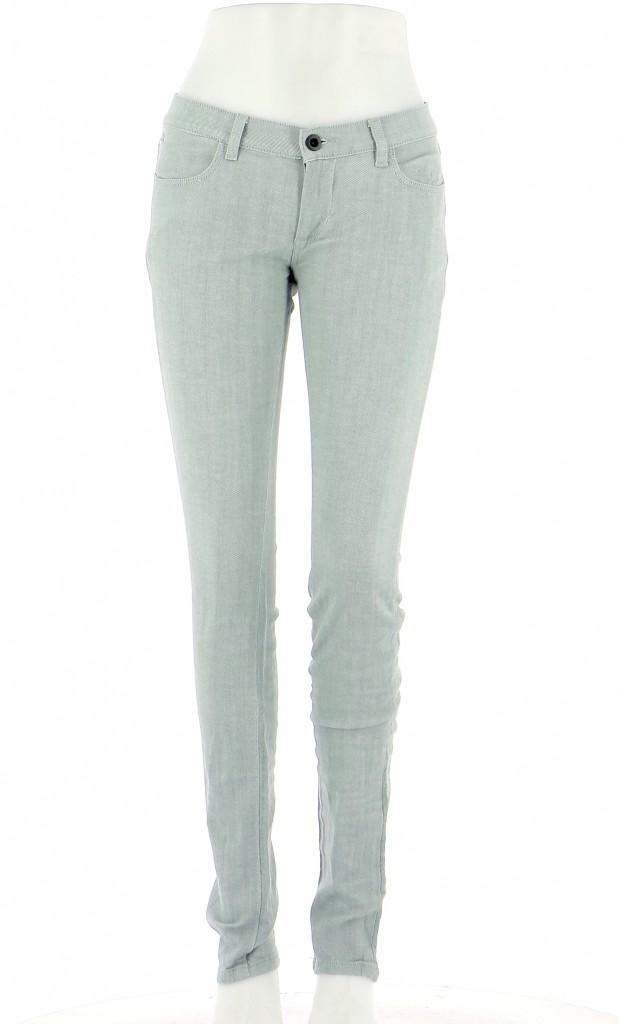 Vetements Jeans LACOSTE GRIS