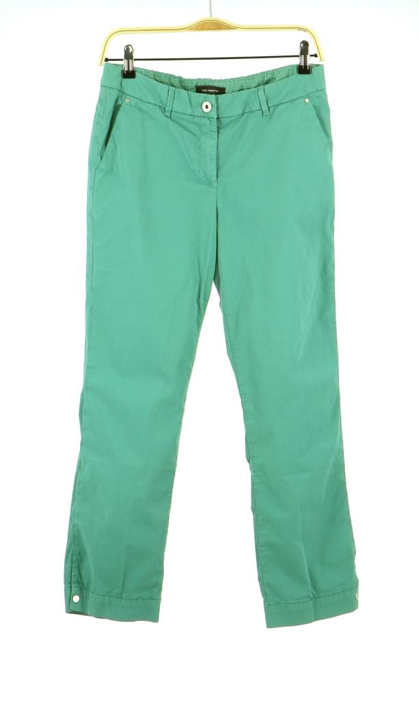 Vetements Pantalon COP COPINE VERT CLAIR