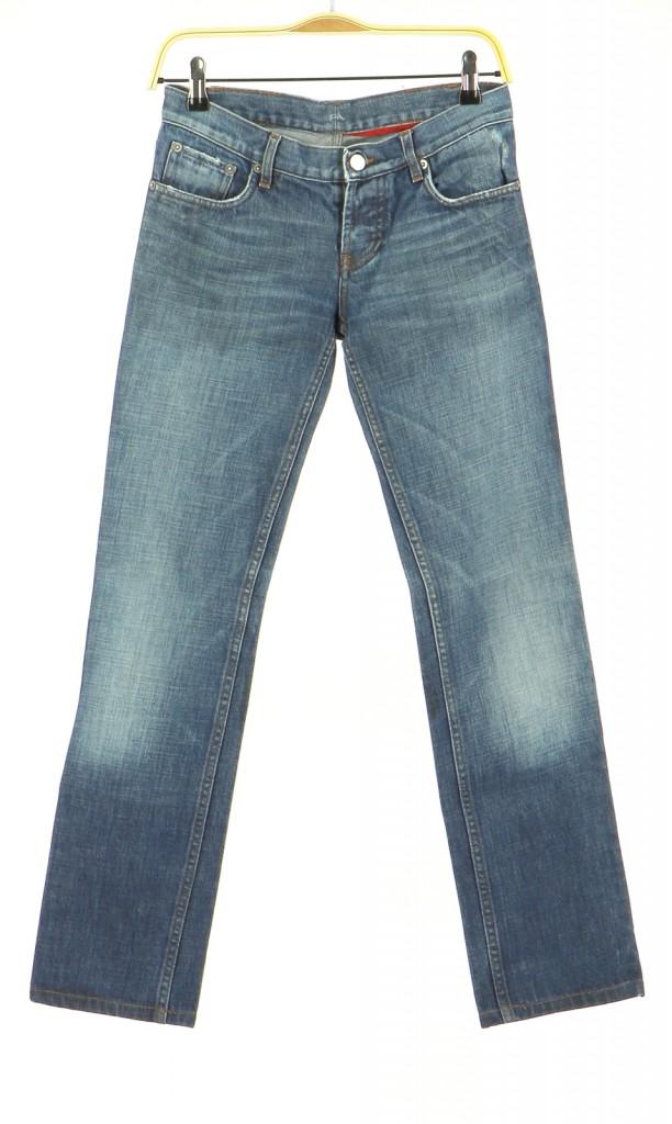 Vetements Jeans PRADA BLEU