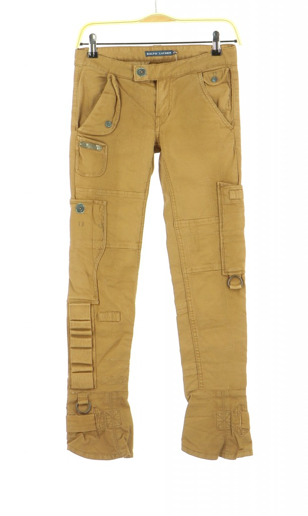 Vetements Jeans RALPH LAUREN MARRON