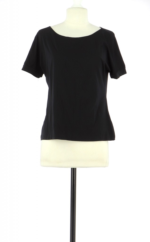 Vetements Tee-Shirt HUGO BOSS NOIR