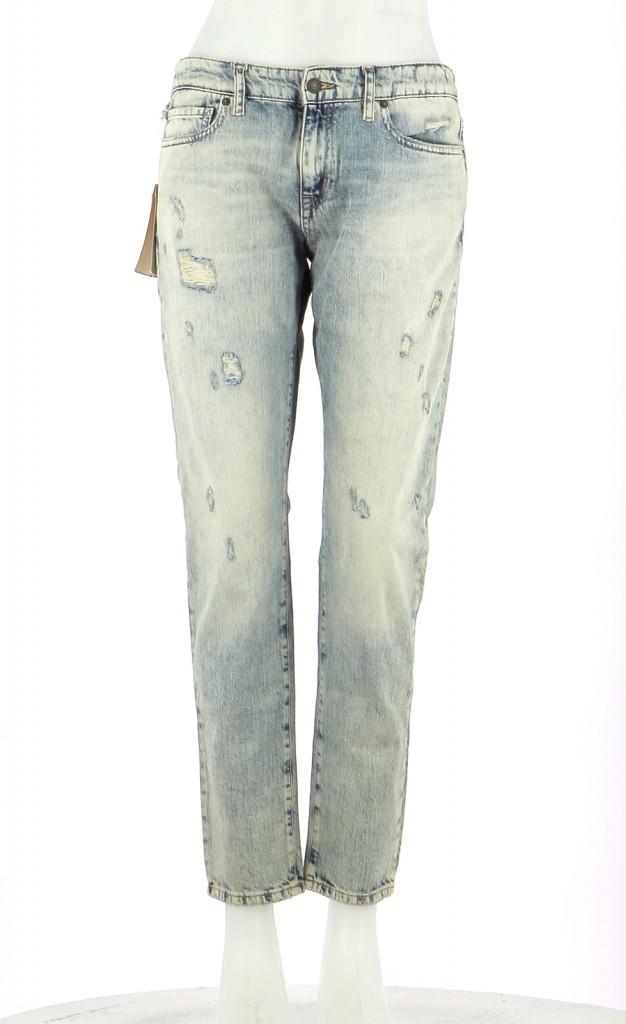 Vetements Jeans RALPH LAUREN BLEU CLAIR