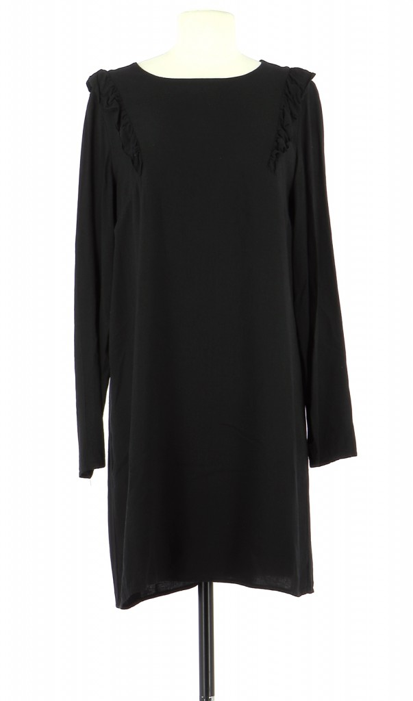 Vetements Robe CYRILLUS NOIR